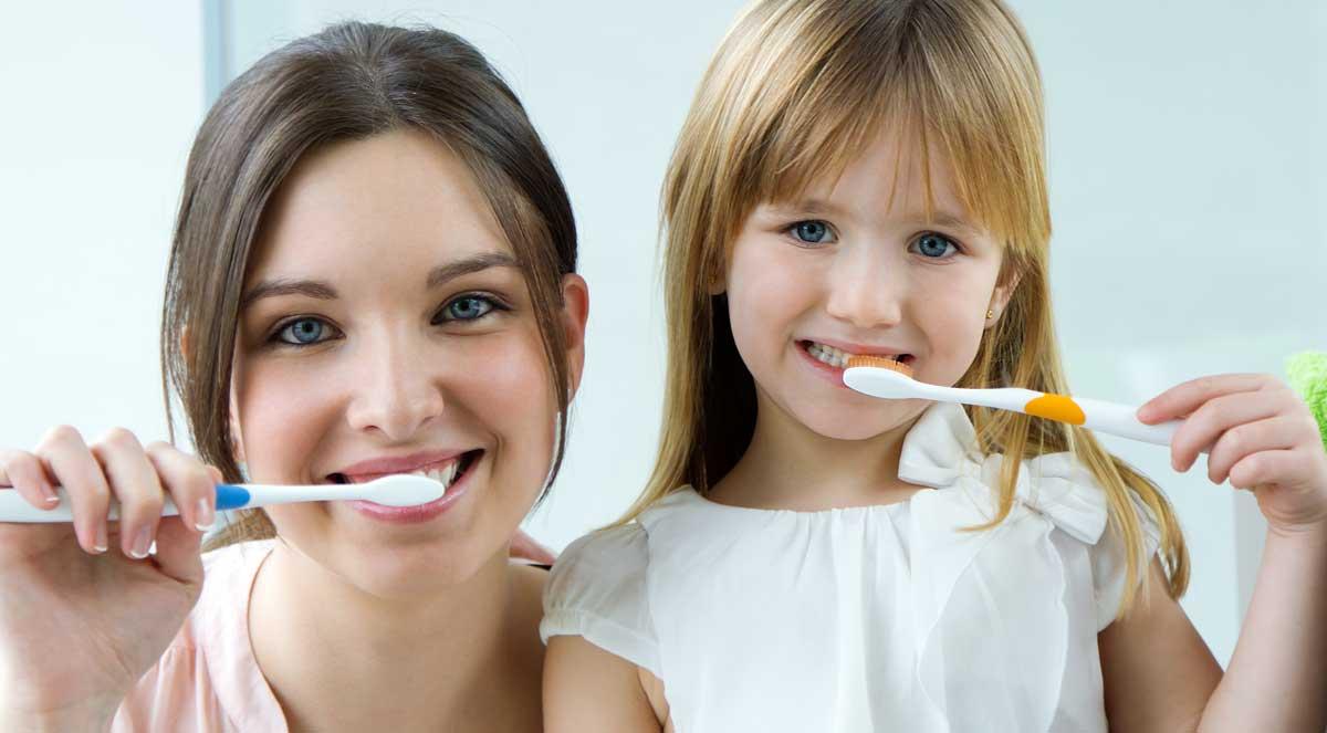 L'igiene orale nei bambini