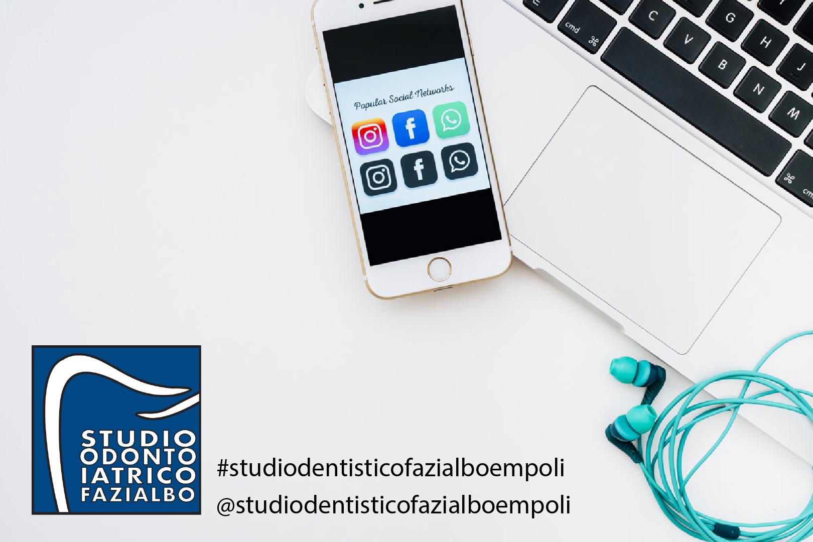 Nuova pagina Instagram Studio dentistico Fazi Albo Empoli