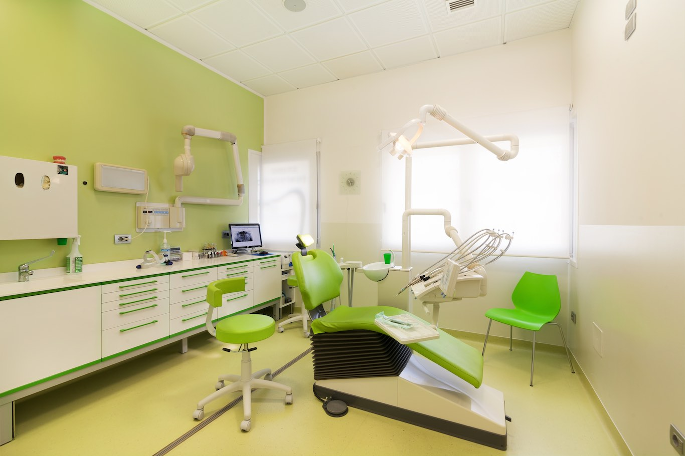 stanza_verde_studio dentisticofazialbo