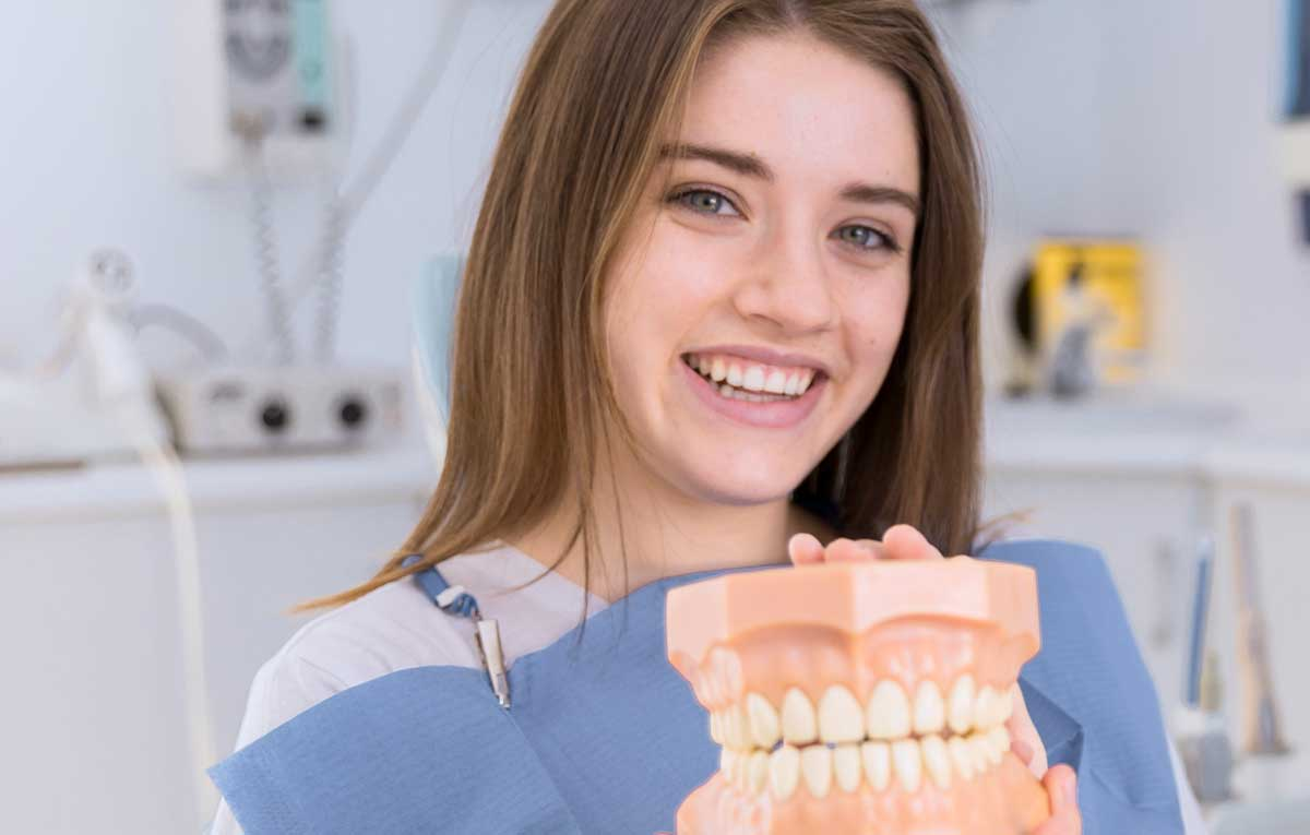Curiosita sui denti slider